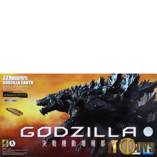 S.H.MonsterArts Godzilla Godzilla Earth