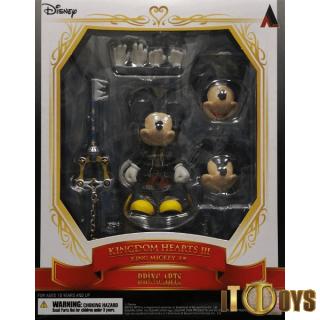 BRING ARTS  Kingdom Hearts III  The King Mickey